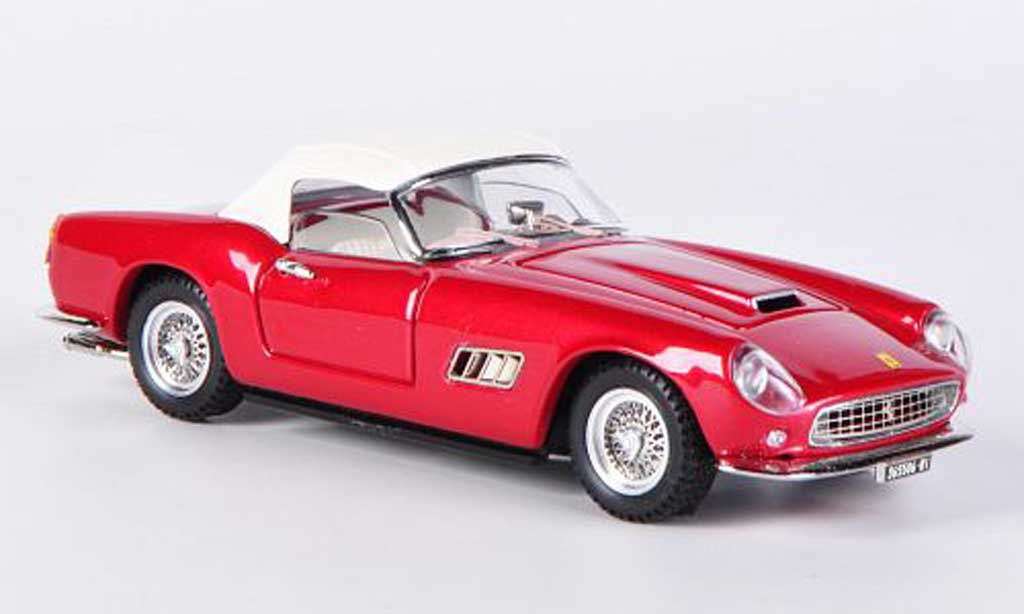 Ferrari 250 GT California 1/43 Art Model rouge 1959 miniature
