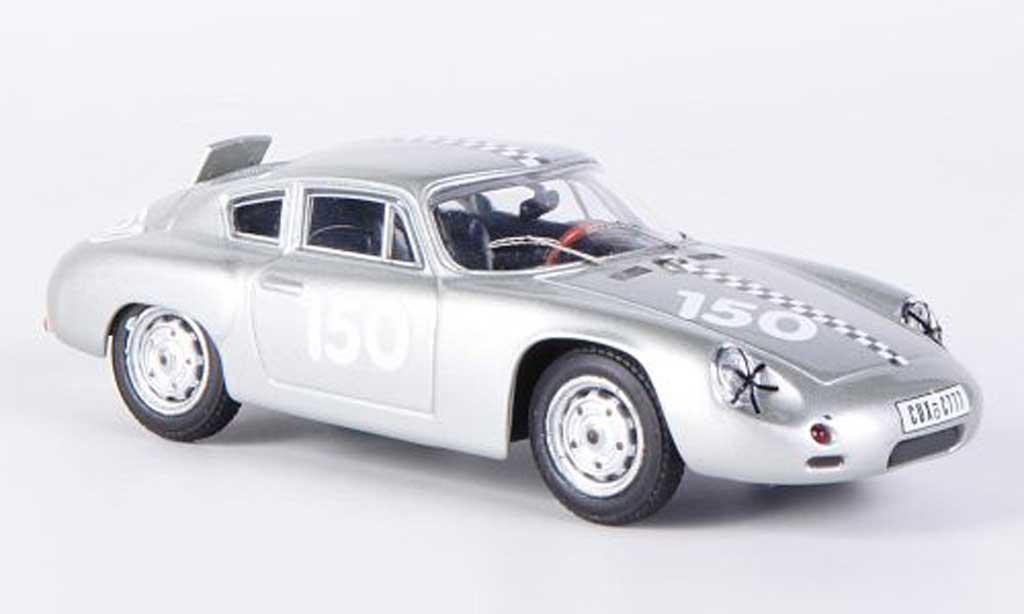 Porsche Abarth 1/43 Best No.150 F.Hahnl Hockenheim 1961 coche miniatura