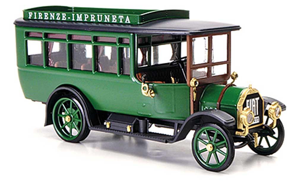 Fiat 18 1/43 Rio BL Firenze Impruneta 1915 coche miniatura