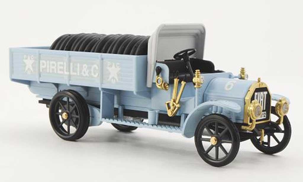 Fiat 18 1/43 Rio BL Pirelli 1917 coche miniatura