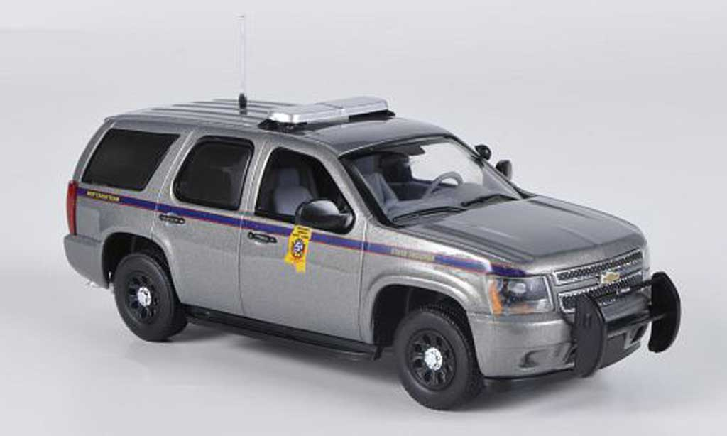 Chevrolet Tahoe 1/43 First Response Mississippi Highway Patrol 2011 diecast model cars