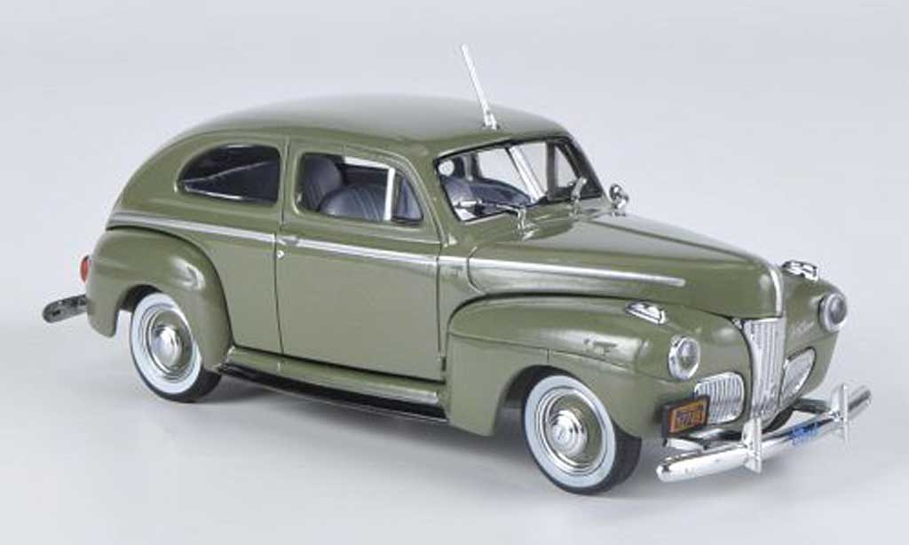 Ford Super Deluxe 1/43 American Heritage Models grun 1941 miniature