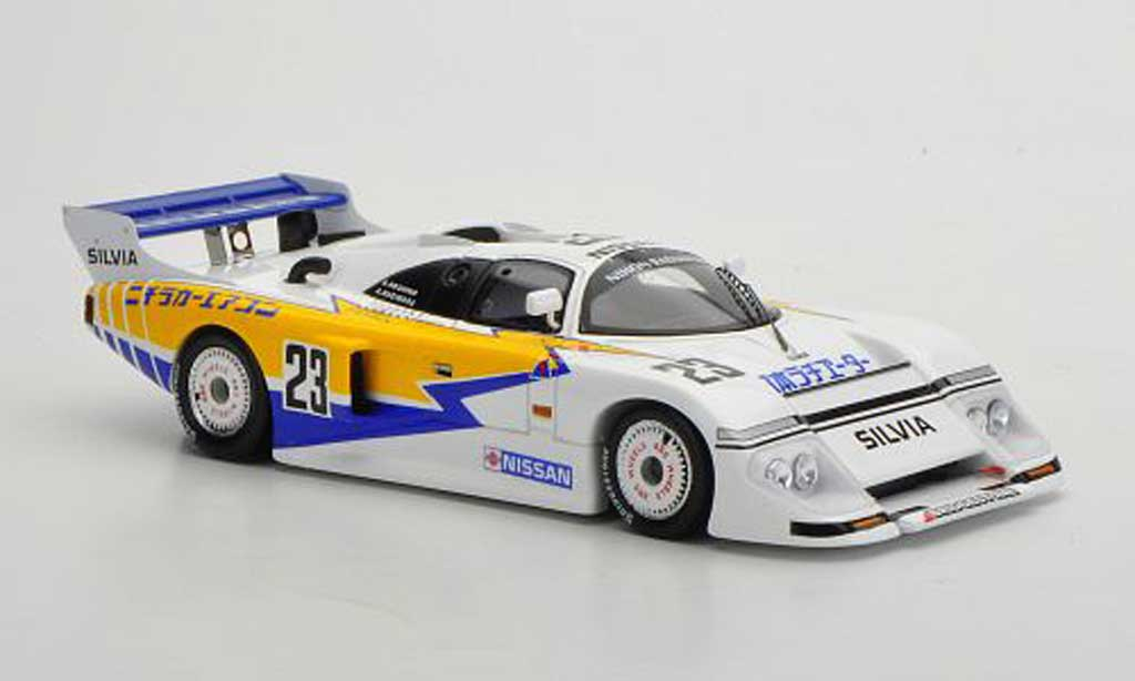 Nissan Silvia 1/43 Ebbro Turbo C No.23 1983 miniature