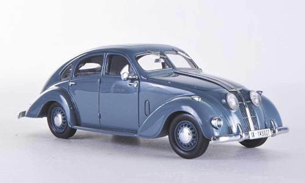 Adler 2.5 L 1/43 Neo L Autobahn grise 1937 miniature