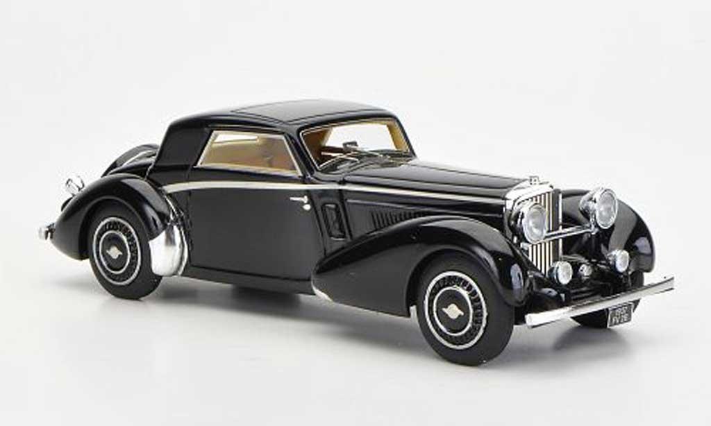 Bentley 4.5 1/43 Look Smart Litre Vesters & Neirinck noire RHD 1937 miniature
