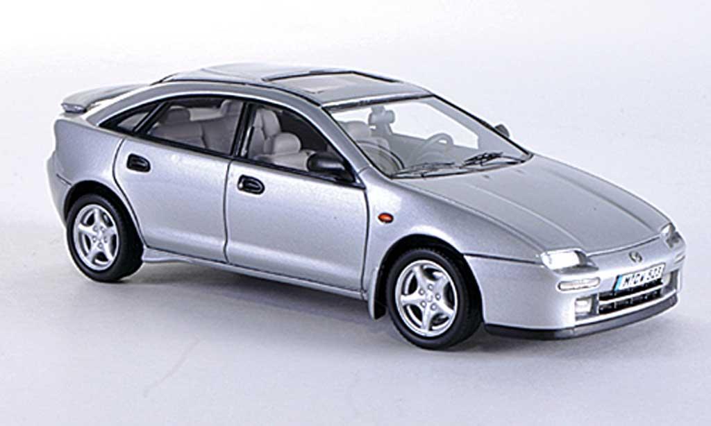 Mazda 323 1/43 Neo F (BA) MK2 grise limitierte Auflage 300 1994 miniature