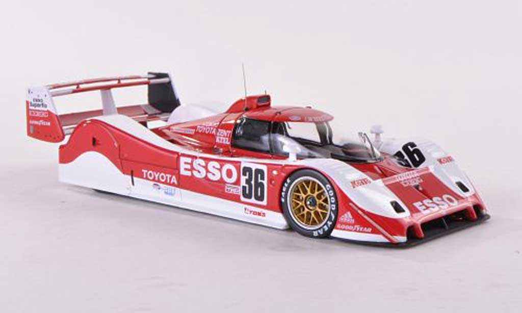 Toyota TS010 1/43 HPI No.36 Team Tom's Esso JSPC 1992 G.Lees/J.Lammers diecast model cars