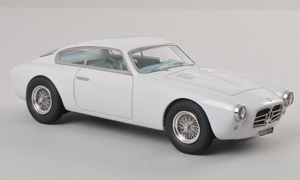 Maserati A6 1/43 Neo G 2000 Zagato clair-gris 1954 miniatura