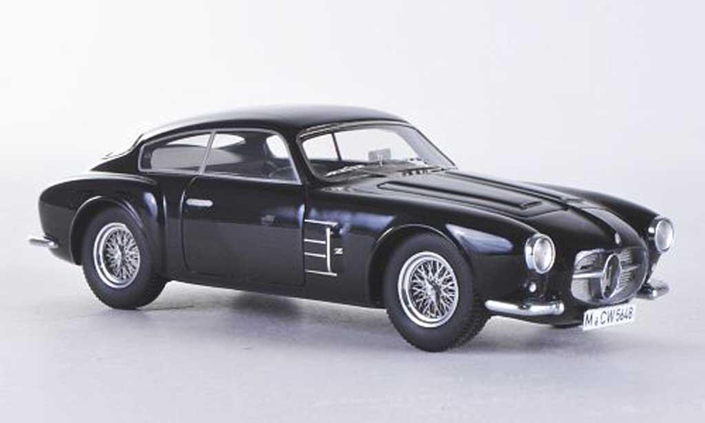 Maserati A6 1/43 Neo G 2000 Zagato nero limitierte Auflage 300  1954 miniatura