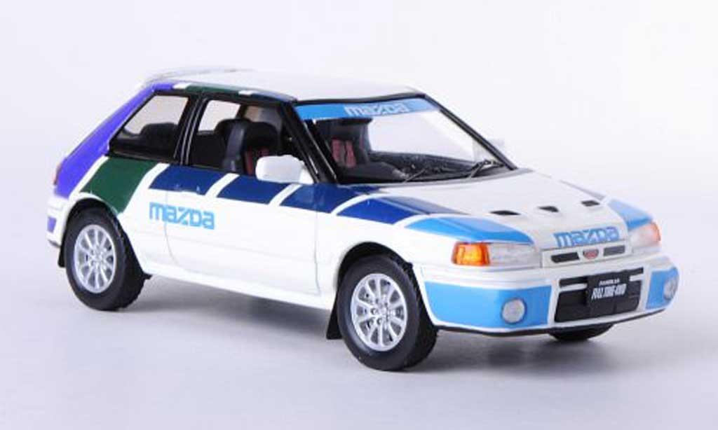 Mazda 323 1/43 IXO GT-AE RHD 1991 miniature