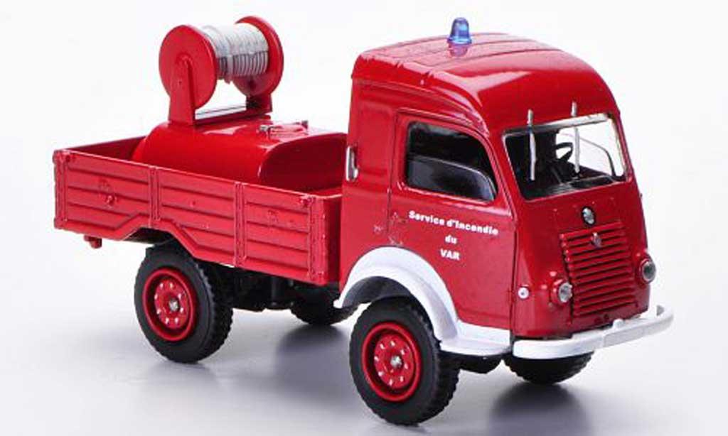 Renault Goelette 1/43 Solido Service d'Incendie du VAR Feuerwehr (F)
