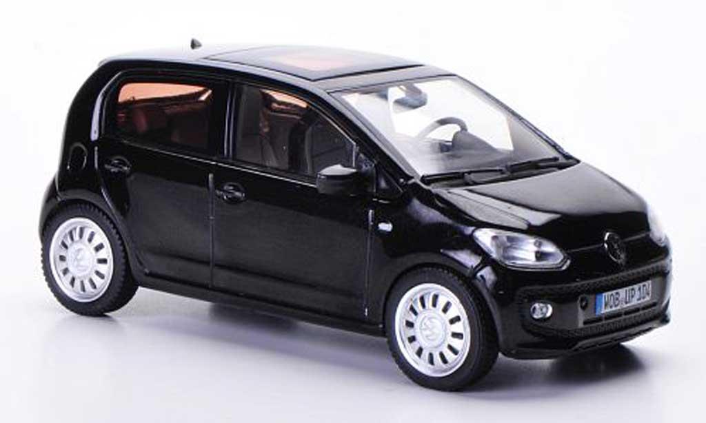 Volkswagen UP! 2011 1/43 Schuco 2011 noire Funfturer 2011 miniature