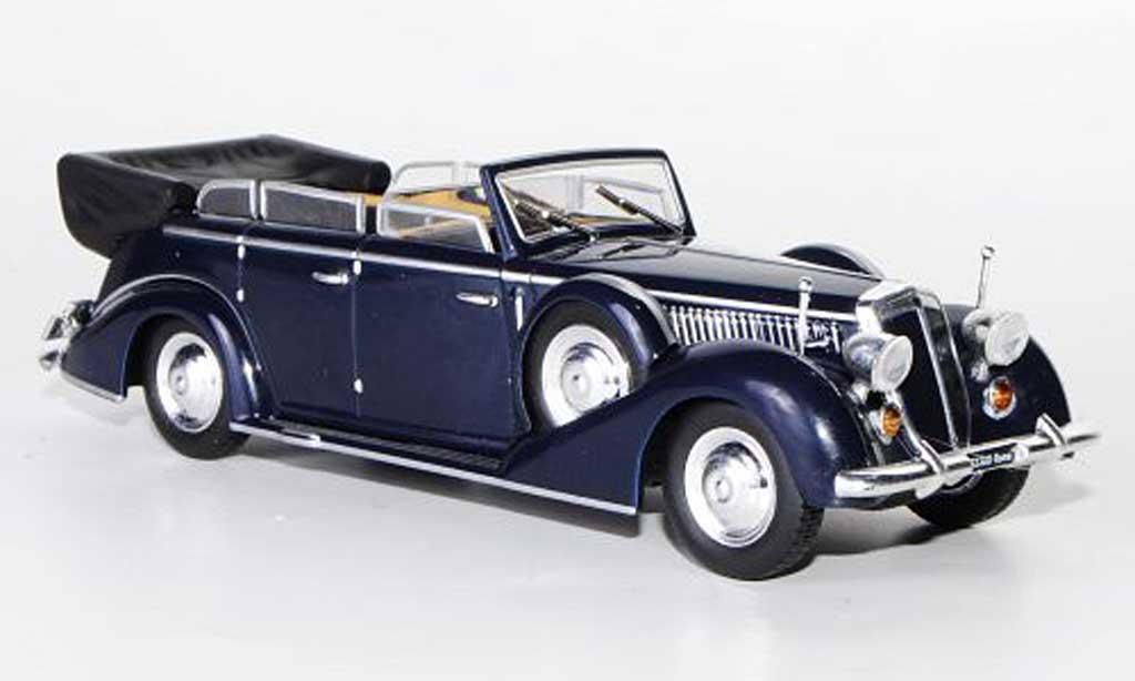 Lancia Astura 1/43 Starline IV Serie Ministeriale bleu 1938 miniature