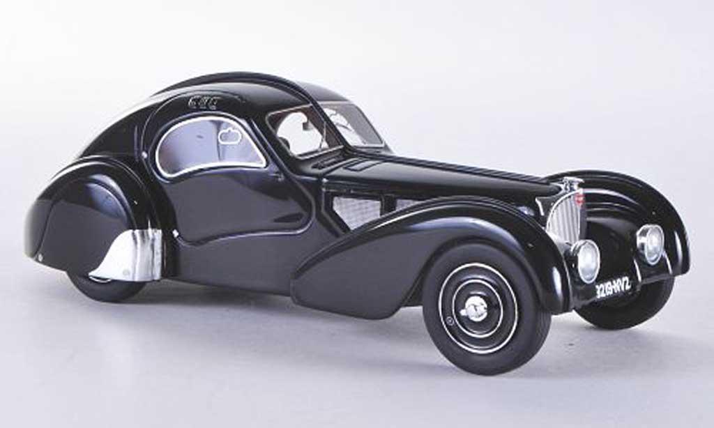 Bugatti 57 SC 1/43 Look Smart noire 1938 miniature
