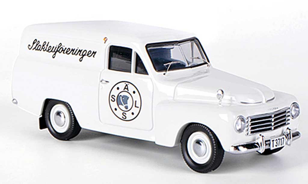 Volvo 445 1/43 Skandinavisk Duett SaLS - Slakteriforeningen 1956 miniature
