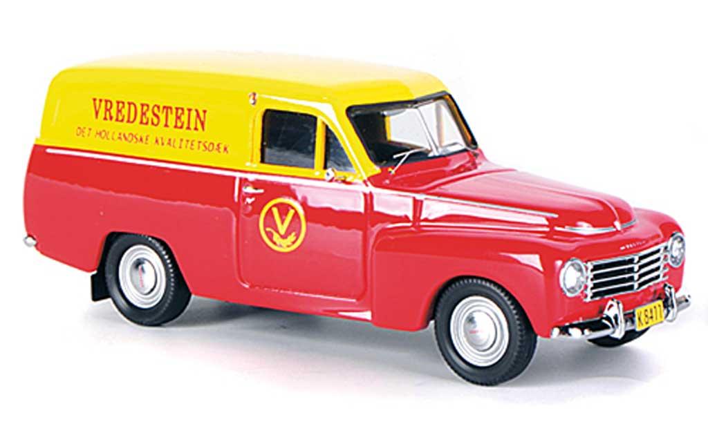 Volvo 445 1/43 Skandinavisk Duett Vredestein 1956 miniature