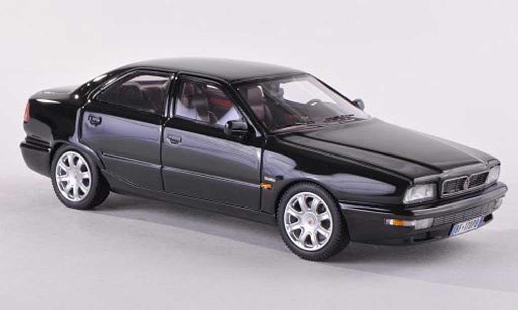 Maserati Quattroporte 1/43 Neo IV black  1996 diecast