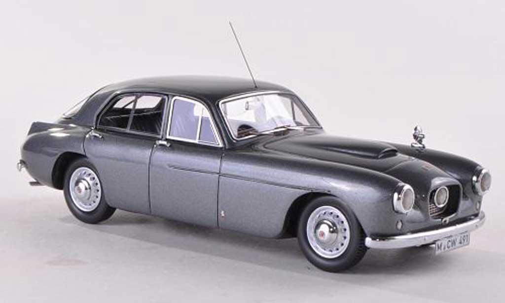 Bristol 405 1/43 Neo Sports Saloon grise LHD limitierte Auflage 300 Stuck 1954 miniature