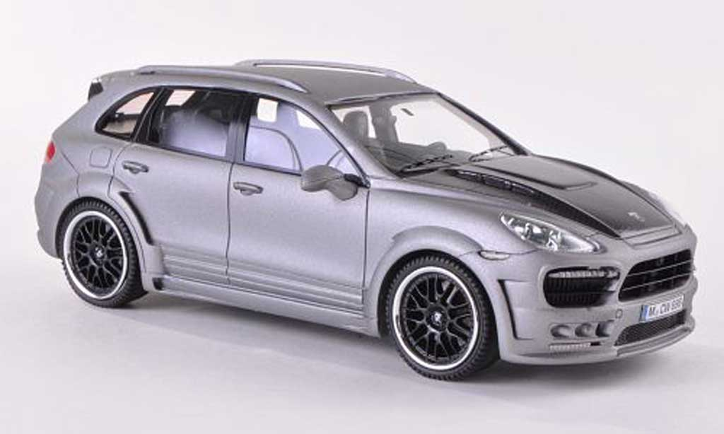 Hamann Guardian 1/43 Neo matt grise/carbon limitierte Auflage 300 Stuck  2011 miniature