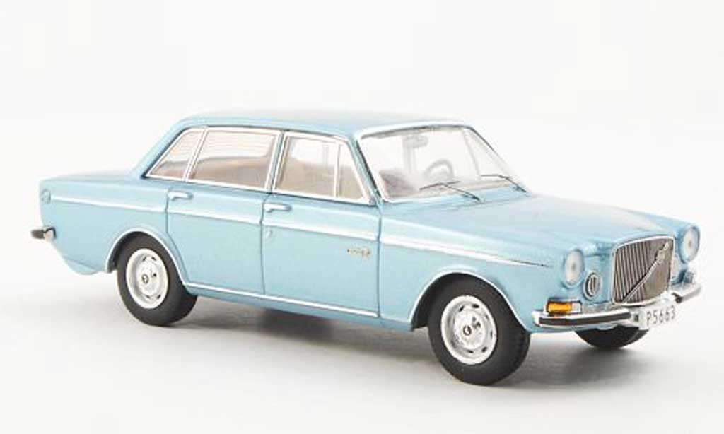 Volvo 164 1/43 Premium X bleu 1968 miniature
