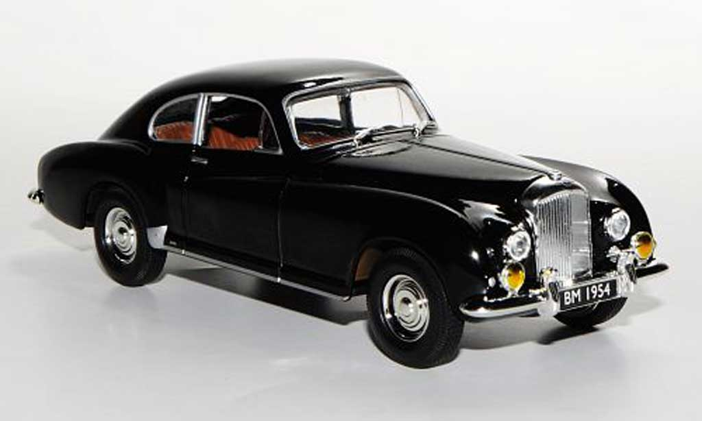 Bentley Continental R-Type 1/43 Yat Ming Franay noire LHD 1954 miniature