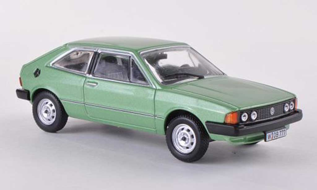 Volkswagen Scirocco 1/43 WhiteBox MKI grun miniature