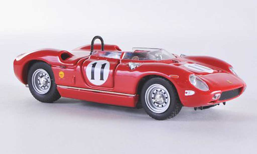 Ferrari 250 P 1963 1/43 Art Model No.11 J.Surtees Riverside miniature
