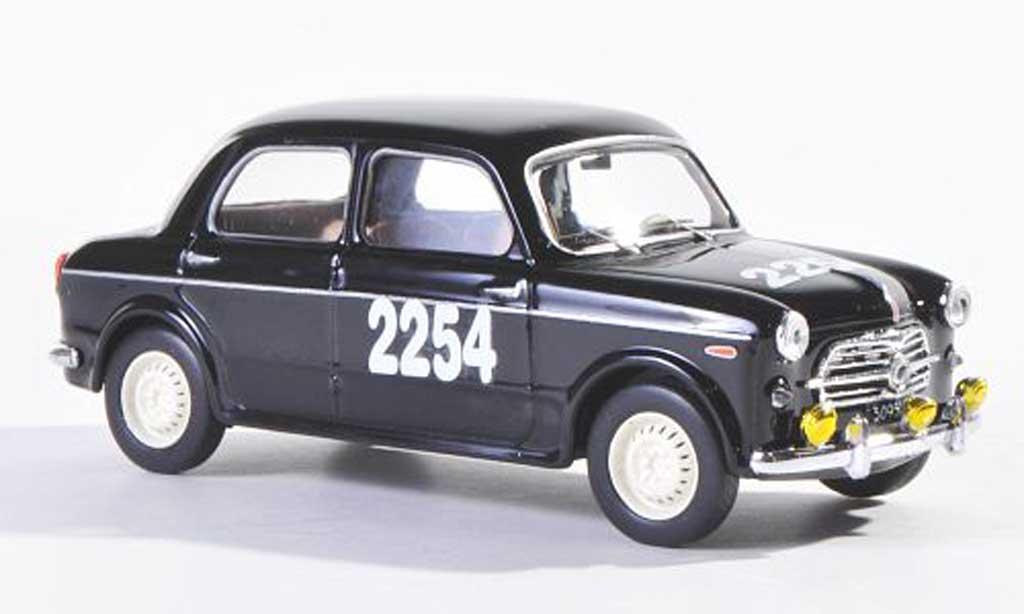 Fiat 1100 1955 1/43 Rio /103 No.2254 O.Morelli Mille Miglia miniature