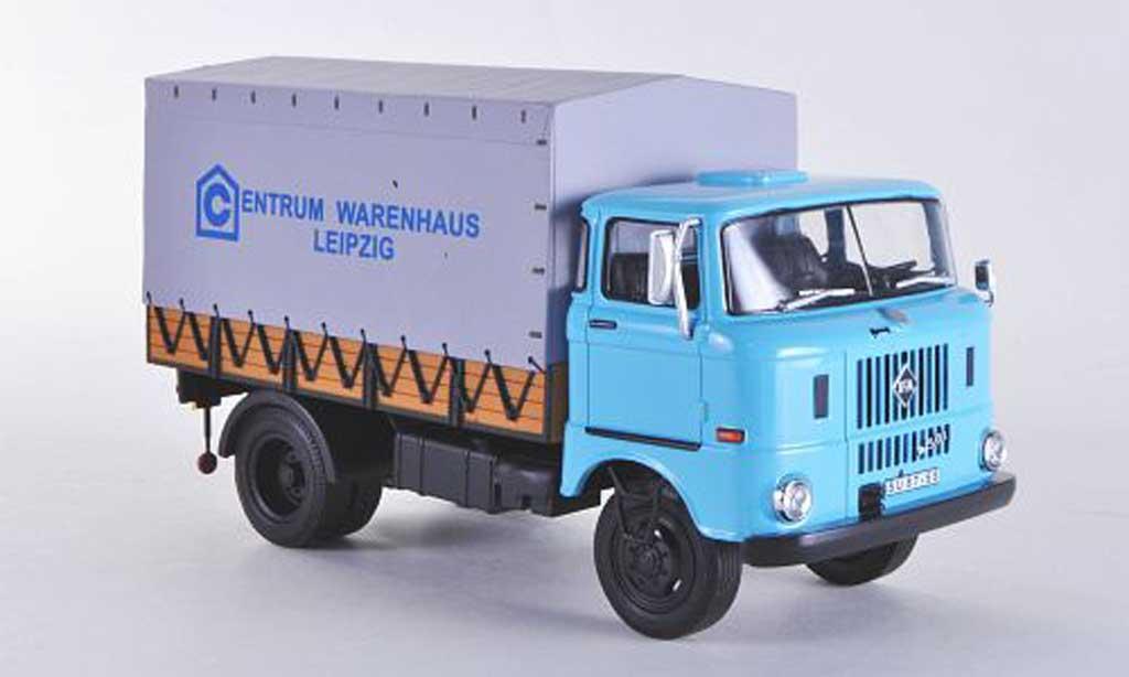 IFA W50L 1/43 WhiteBox Centrum Warenhaus Leipzig PP-LKW 1965 miniature