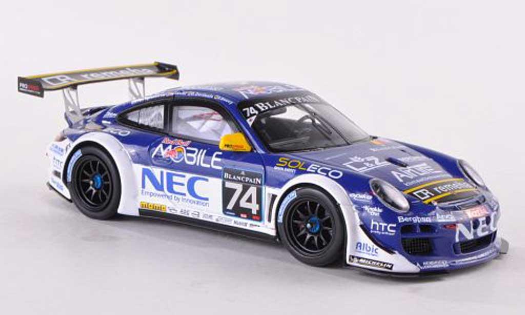 Porsche 997 GT3 1/43 Spark R 2012 No.74 Remeha 24h Spa D.Derdaele/P.van Splunteren/M.Soulet/F.Bouvy diecast model cars