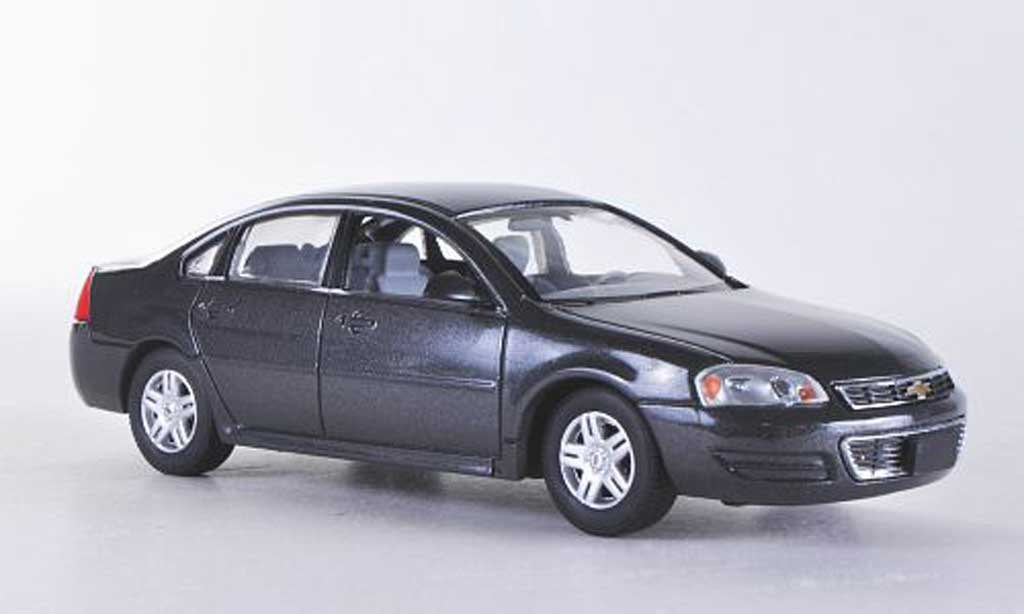 Chevrolet Impala 2011 1/43 American Heritage Models grise miniature