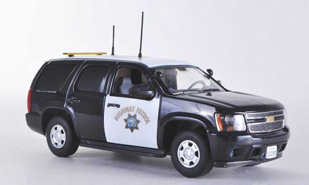 Chevrolet Tahoe 1/43 First Response California Highway Patrol Polizei (USA) 2011 diecast model cars