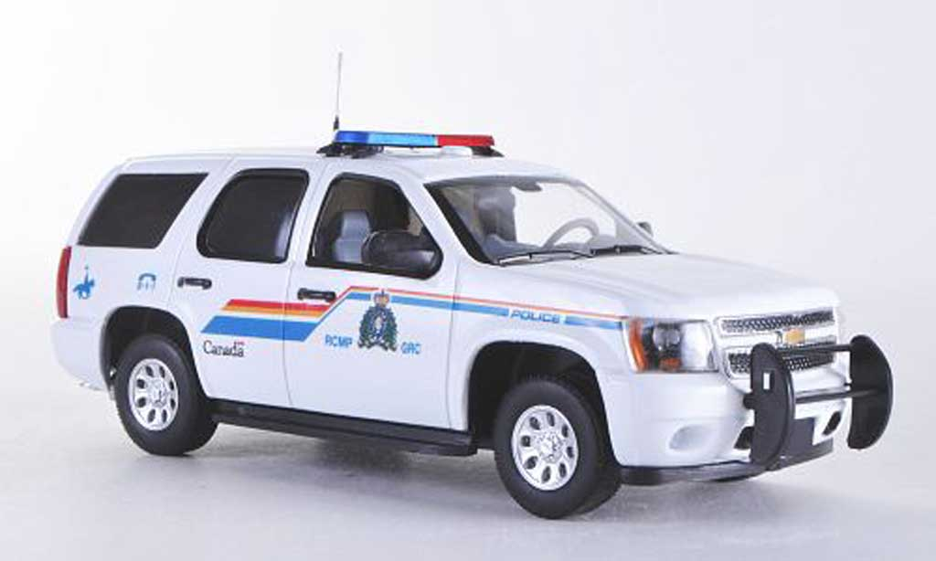 Chevrolet Tahoe 1/43 First Response RCMP - Royal Canadian Mounted Police Polizei (CAN)  2011 miniatura