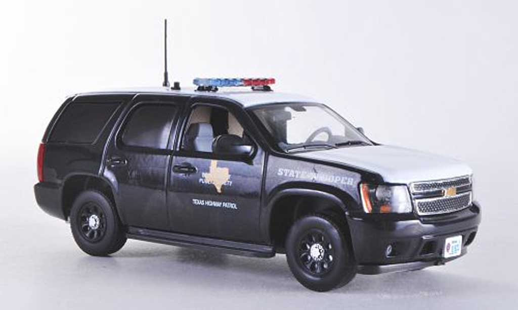 Chevrolet Tahoe 1/43 First Response Texas Highway Patrol Polizei (USA) 2011 diecast model cars