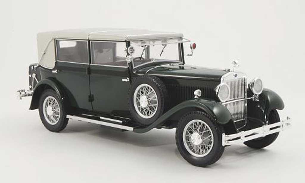 Skoda 860 1/18 Abrex grun 1932 miniature
