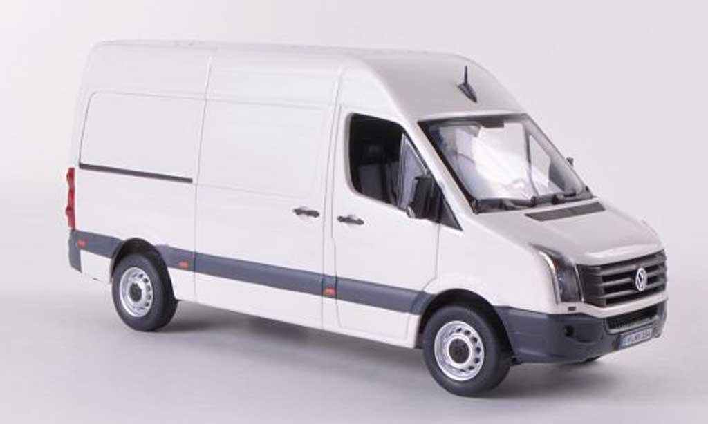 Volkswagen Crafter 1/43 Premium ClassiXXs Kasten white Facelift  diecast