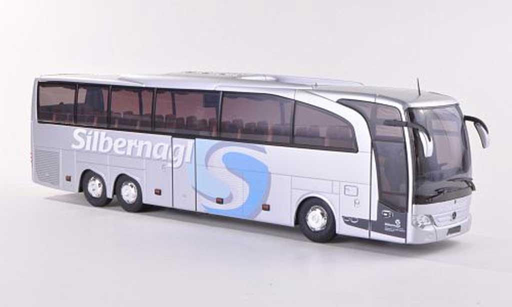 Mercedes Travego 1/43 Rietze M Euro 6 grisenagl Kastelruth  miniature
