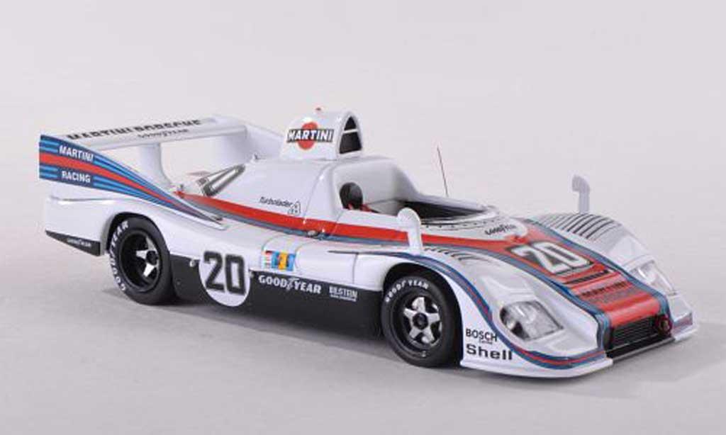 Porsche 936 1976 1/43 IXO No.20 Martini 24h Le Mans J.Ickx/G.Van Lennep miniature