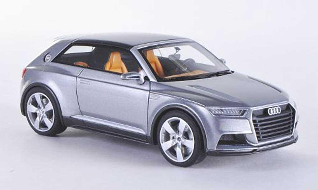 Audi Crosslane 1/43 Look Smart Concept Auto Salon Paris 2012