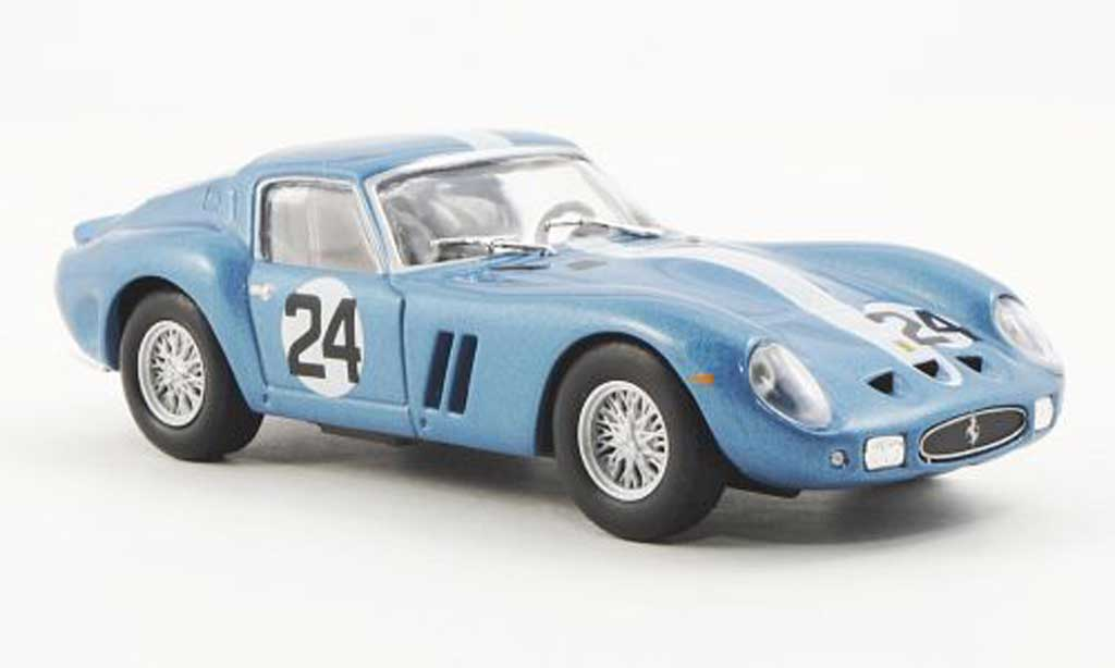 Ferrari 250 GTO 1962 1/43 Ferrari Racing Collection No.24 P.Hill / O.Gendebien 12h Sebring miniature