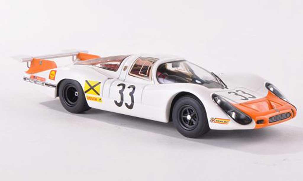 Porsche 908 1968 1/43 Schuco LH No.33 24h Le Mans  R.Stommelen/J.Neerpasch miniature