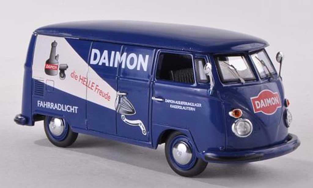Volkswagen T1 1/43 Schuco kombiDaimon   diecast