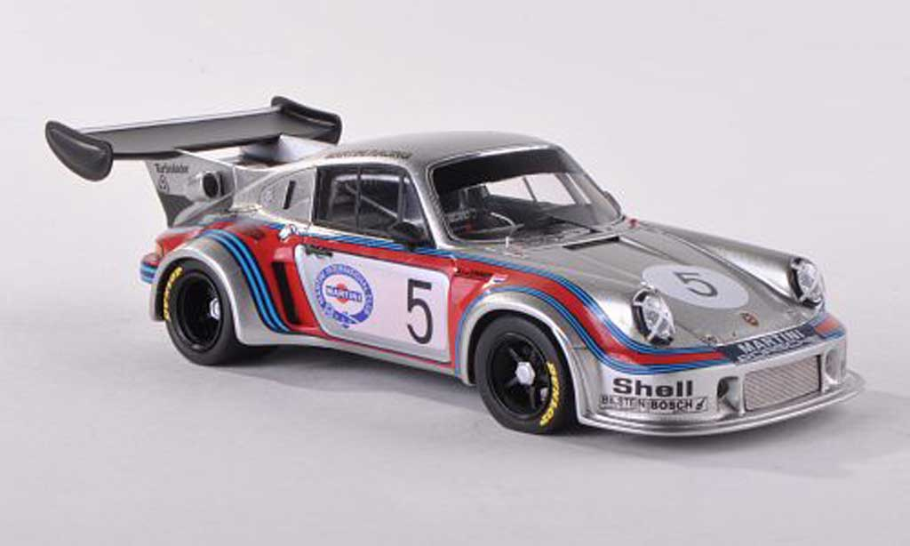Porsche 911 RSR 1/43 Schuco / Pro.R Carrera 2.1 Turbo No.5 Martini  miniature