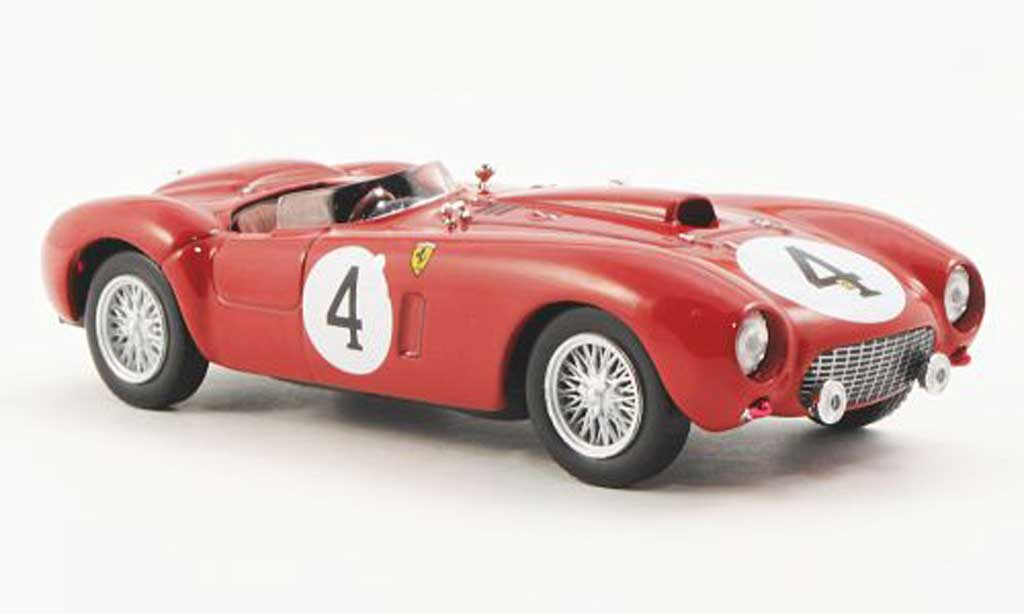 Ferrari 375 1/43 Ferrari Racing Collection Plus 24h Le MansM.Trinignant / F.Gonzales 1954 diecast model cars