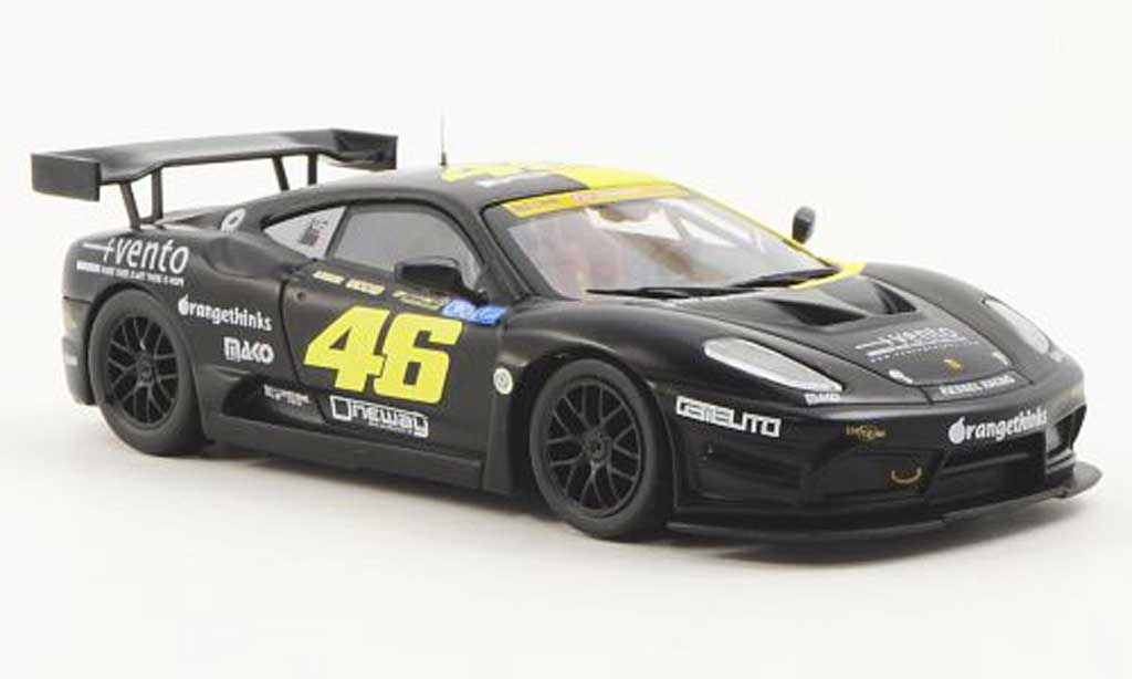Ferrari 430 1/43 Ferrari Racing Collection GT3 Seuderia 6h Vallelunga V.Rossi / U.Salucci / A.Ceccato 2009 miniature