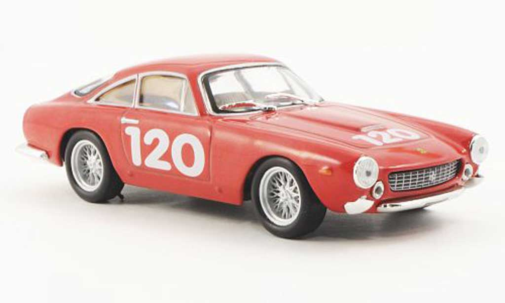 Ferrari 250 GT 1964 1/43 Ferrari Racing Collection Berlinetta lusso Targa Florio B.Taormina / P.Tacci miniature