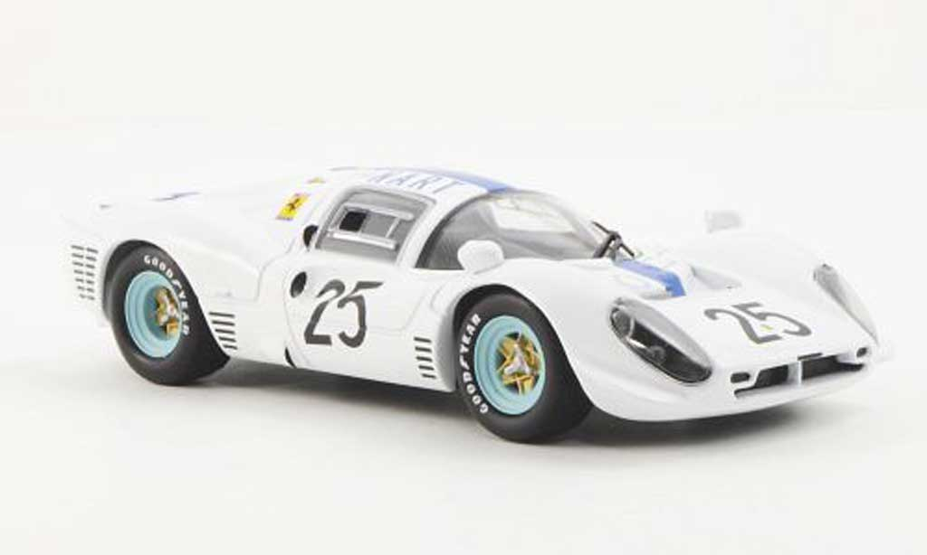 Ferrari 412 1/43 Ferrari Racing Collection P 24h Le Mans P.Rodriguez / G Baghetti 1967