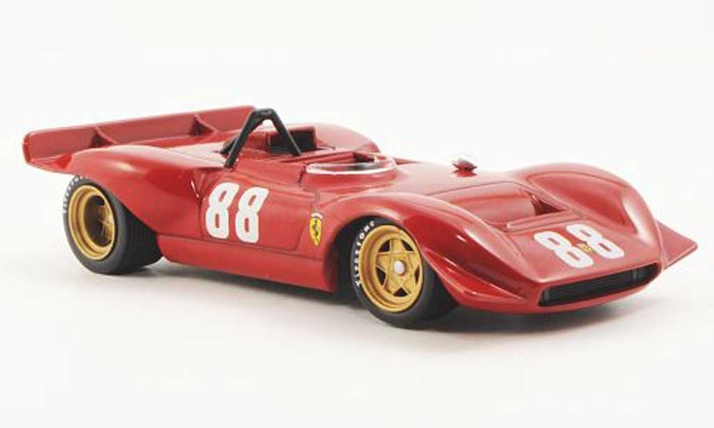 Ferrari 212 1969 1/43 Ferrari Racing Collection E Trento - Bondone miniatura