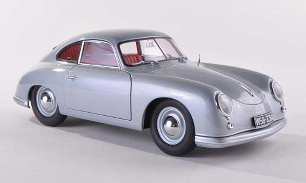 Porsche 356 1950 1/43 Autoart Coupe miniature