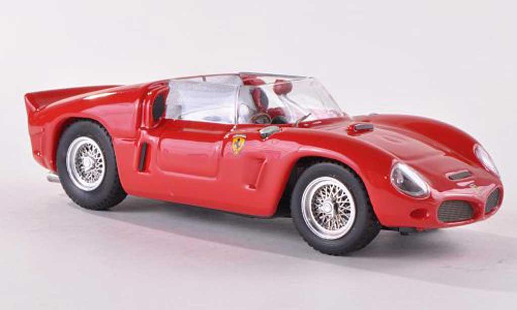 Ferrari Dino 246 1/43 Art Model SP rosso Testfahrzeug  1961 miniatura